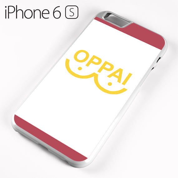 One Punch Man Oppai - iPhone 6 Case - Tatumcase