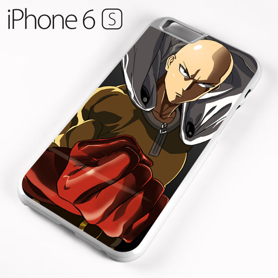 One Punch Man Ready For Fight - iPhone 6 Case - Tatumcase