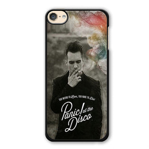 Panic At The Disco Band Phonecase Cover Case For Apple Ipod 4 Ipod 5 Ipod 6