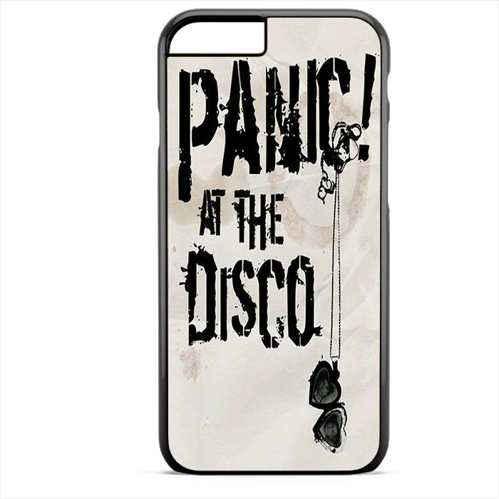 Panic At The Disco Phonecase For Iphone 4/4S Iphone 5/5S Iphone 5C Iphone 6 Iphone 6S Iphone 6 Plus Iphone 6S Plus