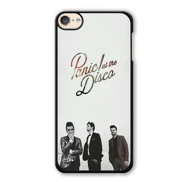 Panic At The Disco Crews Phonecase Cover Case For Apple Ipod 4 Ipod 5 Ipod 6