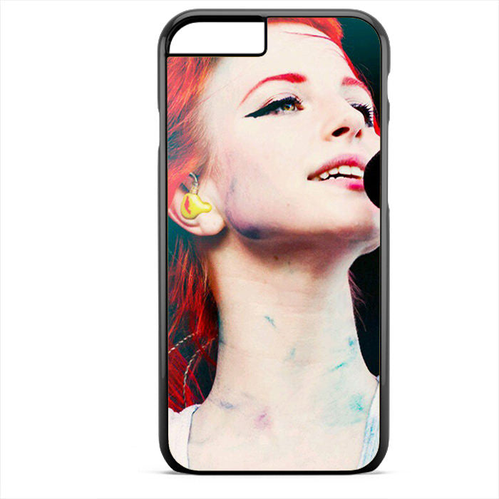Paramore Haley Williams Phonecase For Iphone 4/4S Iphone 5/5S Iphone 5C Iphone 6 Iphone 6S Iphone 6 Plus Iphone 6S Plus
