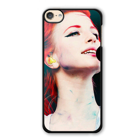 Paramore Haley Williams Phonecase Cover Case For Apple Ipod 4 Ipod 5 Ipod 6