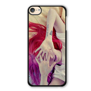 Paramore Haley Williams 2 Phonecase Cover Case For Apple Ipod 4 Ipod 5 Ipod 6