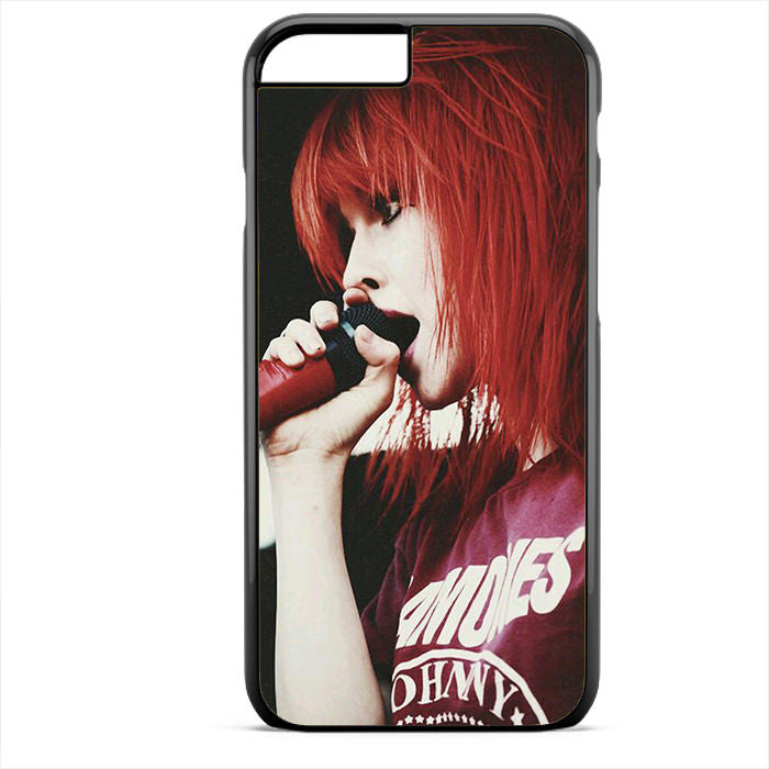 Paramore Haley Williams 4 Phonecase For Iphone 4/4S Iphone 5/5S Iphone 5C Iphone 6 Iphone 6S Iphone 6 Plus Iphone 6S Plus