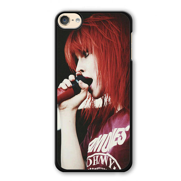 Paramore Haley Williams 4 Phonecase Cover Case For Apple Ipod 4 Ipod 5 Ipod 6