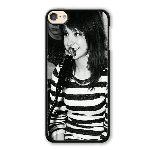 Paramore Haley Williams 6 Phonecase Cover Case For Apple Ipod 4 Ipod 5 Ipod 6