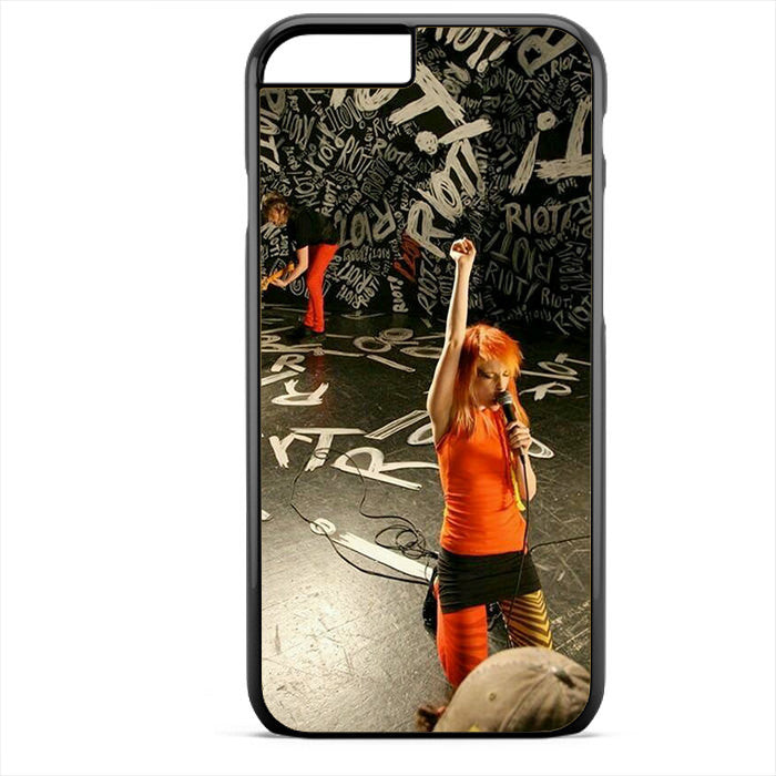 Paramore Haley Williams 8 Phonecase For Iphone 4/4S Iphone 5/5S Iphone 5C Iphone 6 Iphone 6S Iphone 6 Plus Iphone 6S Plus