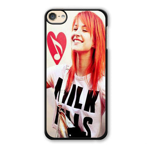 Paramore Haley Williams 9 Phonecase Cover Case For Apple Ipod 4 Ipod 5 Ipod 6