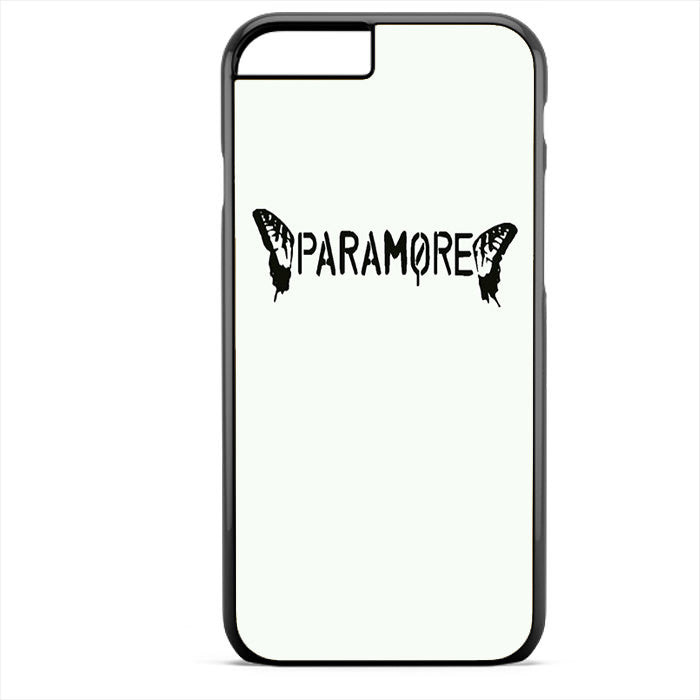 Paramore Logo 2 Phonecase For Iphone 4/4S Iphone 5/5S Iphone 5C Iphone 6 Iphone 6S Iphone 6 Plus Iphone 6S Plus