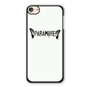 Paramore Logo 2 Phonecase Cover Case For Apple Ipod 4 Ipod 5 Ipod 6