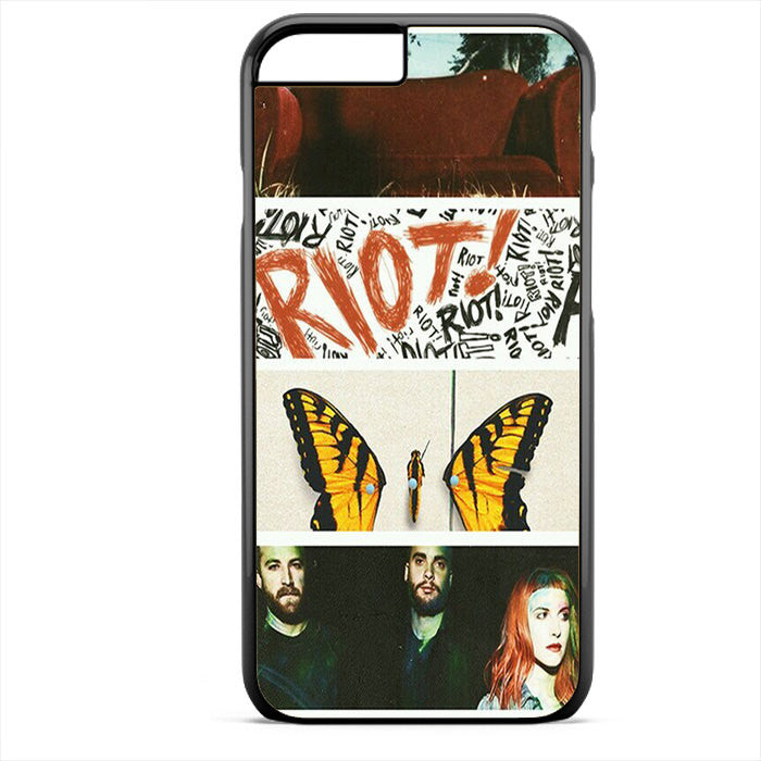 Paramore Riot Cool Phonecase For Iphone 4/4S Iphone 5/5S Iphone 5C Iphone 6 Iphone 6S Iphone 6 Plus Iphone 6S Plus