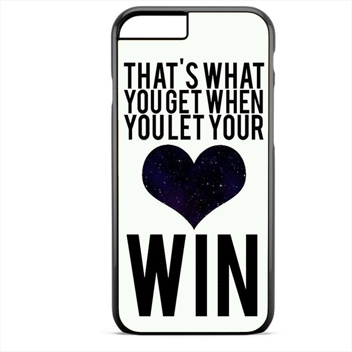 Paramore Quotes 3 Phonecase For Iphone 4/4S Iphone 5/5S Iphone 5C Iphone 6 Iphone 6S Iphone 6 Plus Iphone 6S Plus