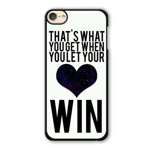 Paramore Quotes 3 Phonecase Cover Case For Apple Ipod 4 Ipod 5 Ipod 6