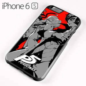 Persona 5 Game (5) - iPhone 6 Case - Tatumcase