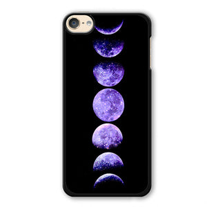 Phases Of The Moon Phonecase Cover Case For Apple Ipod 4 Ipod 5 Ipod 6