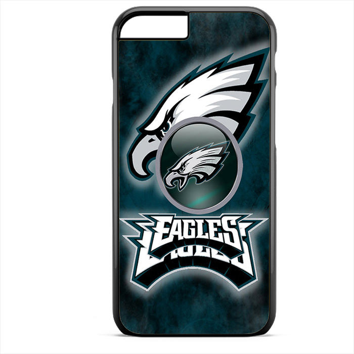 Philadelphia Eagles Logo Phonecase For Iphone 4/4S Iphone 5/5S Iphone 5C Iphone 6 Iphone 6S Iphone 6 Plus Iphone 6S Plus