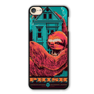 Phish Dolla Dolla Bill Sloth Phonecase Cover Case For Apple Ipod 4 Ipod 5 Ipod 6