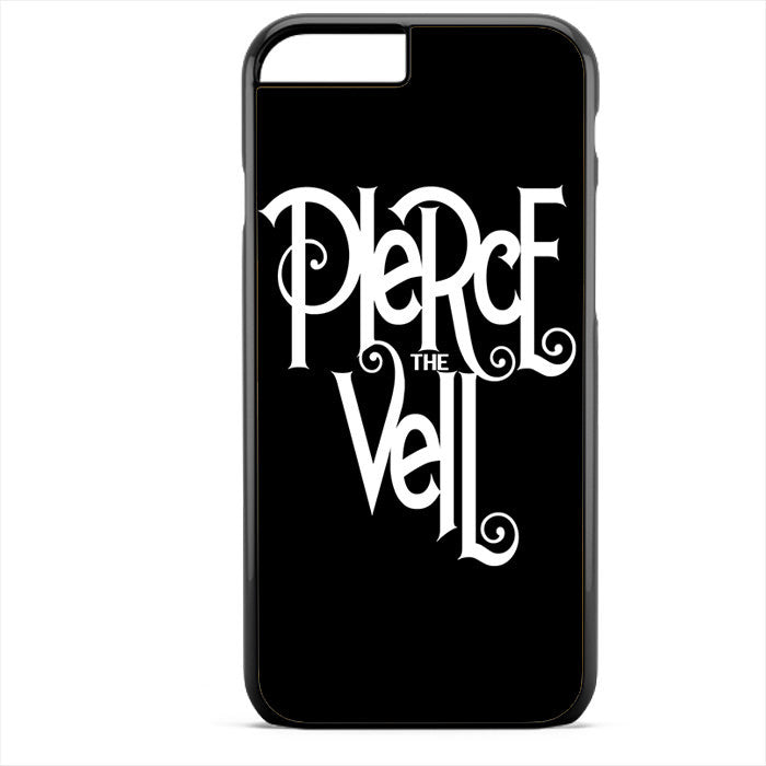 Pierce The Veil Logo Phonecase For Iphone 4/4S Iphone 5/5S Iphone 5C Iphone 6 Iphone 6S Iphone 6 Plus Iphone 6S Plus