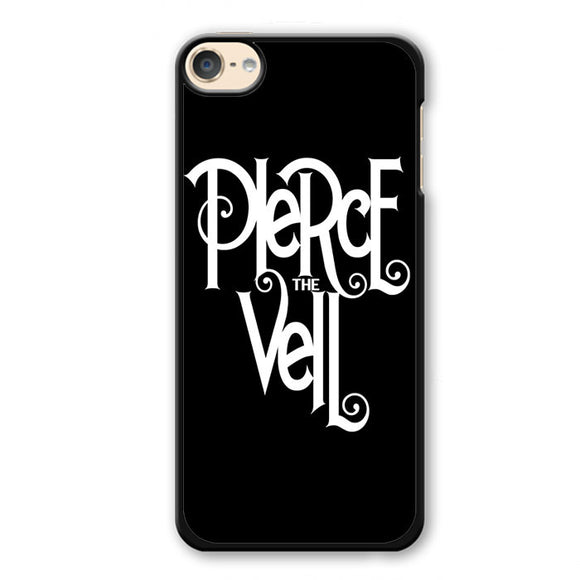 Pierce The Veil Logo Phonecase Cover Case For Apple Ipod 4 Ipod 5 Ipod 6