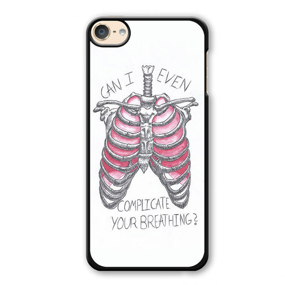 Pierce The Veil Quote Phonecase Cover Case For Apple Ipod 4 Ipod 5 Ipod 6