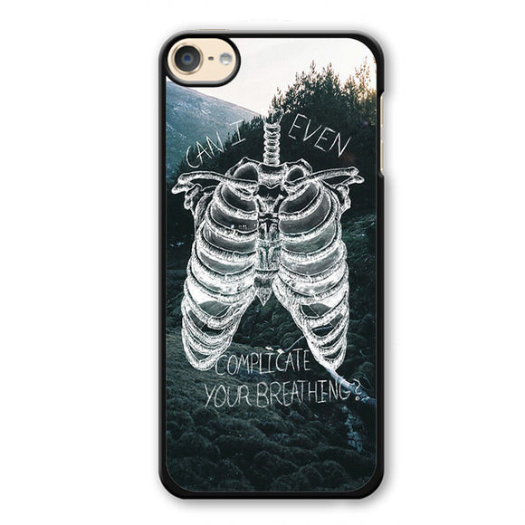 Pierce The Veil Song Quote Phonecase Cover Case For Apple Ipod 4 Ipod 5 Ipod 6