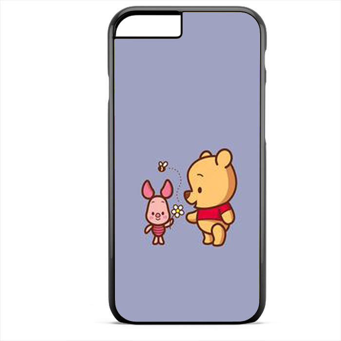 Piglet And Pooh Phonecase For Iphone 4/4S Iphone 5/5S Iphone 5C Iphone 6 Iphone 6S Iphone 6 Plus Iphone 6S Plus