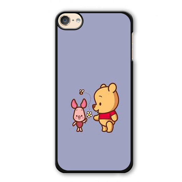 Piglet And Pooh Phonecase Cover Case For Apple Ipod 4 Ipod 5 Ipod 6