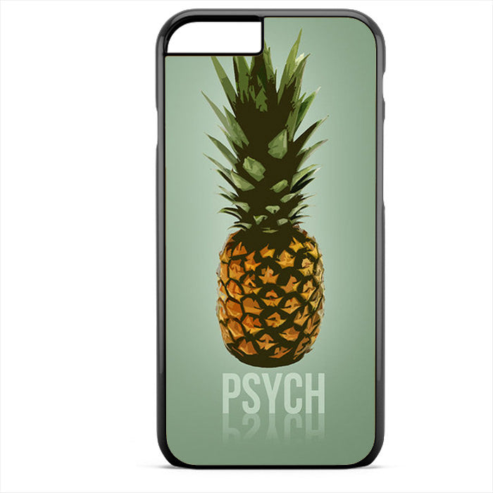 Pineapple Psych Phonecase For Iphone 4/4S Iphone 5/5S Iphone 5C Iphone 6 Iphone 6S Iphone 6 Plus Iphone 6S Plus