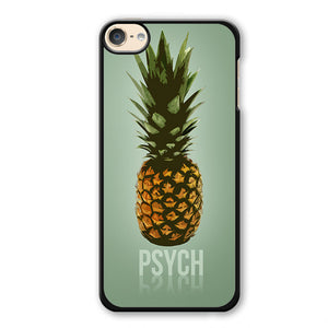 Pineapple Psych Phonecase Cover Case For Apple Ipod 4 Ipod 5 Ipod 6