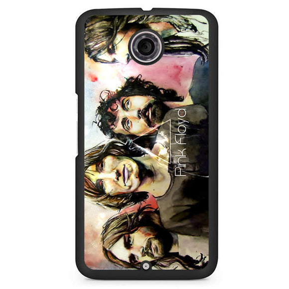 Pink Floyd Painting Phonecase Cover Case For Google Nexus 4 Nexus 5 Nexus 6