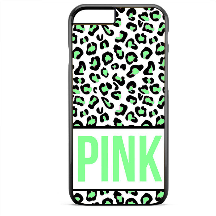 Pink Green Leopard Phonecase For Iphone 4/4S Iphone 5/5S Iphone 5C Iphone 6 Iphone 6S Iphone 6 Plus Iphone 6S Plus