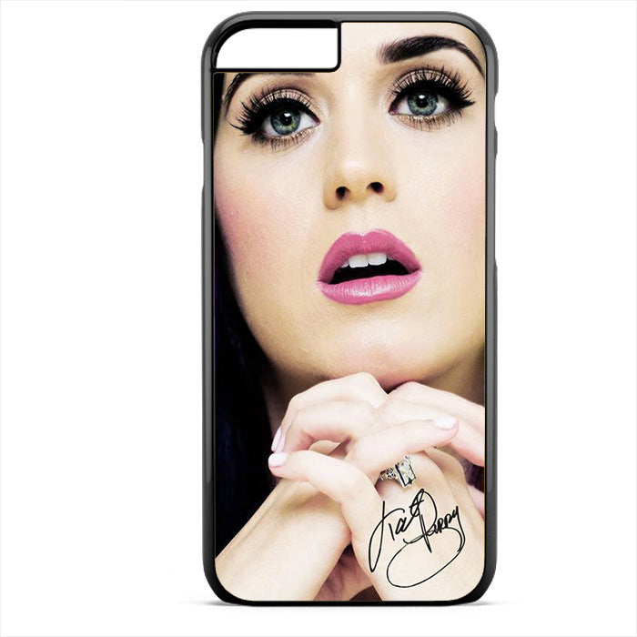 Pink Lips Katy Perry Phonecase For Iphone 4/4S Iphone 5/5S Iphone 5C Iphone 6 Iphone 6S Iphone 6 Plus Iphone 6S Plus