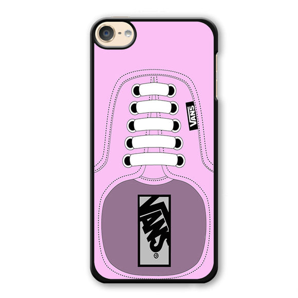 Pink Vans Shoe Phonecase Cover Case For Apple Ipod 4 Ipod 5 Ipod 6