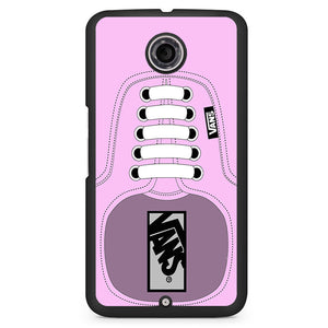 Pink Vans Shoe Phonecase Cover Case For Google Nexus 4 Nexus 5 Nexus 6