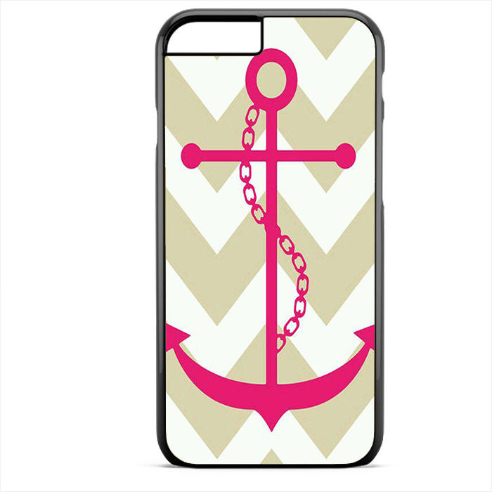 Pinky Anchor Phonecase For Iphone 4/4S Iphone 5/5S Iphone 5C Iphone 6 Iphone 6S Iphone 6 Plus Iphone 6S Plus