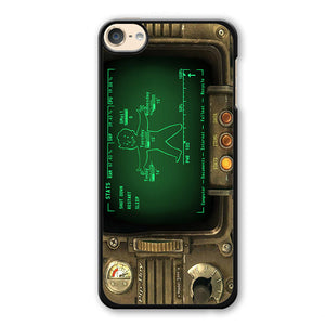 Pipboy 3000 Fallout Phonecase Cover Case For Apple Ipod 4 Ipod 5 Ipod 6