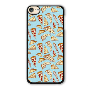 Pizza Collage Phonecase Cover Case For Apple Ipod 4 Ipod 5 Ipod 6