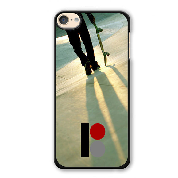 Plan B Cool Skateboard Phonecase Cover Case For Apple Ipod 4 Ipod 5 Ipod 6