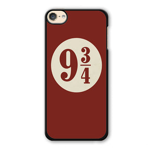 Platform 9 34 3 Phonecase Cover Case For Apple Ipod 4 Ipod 5 Ipod 6