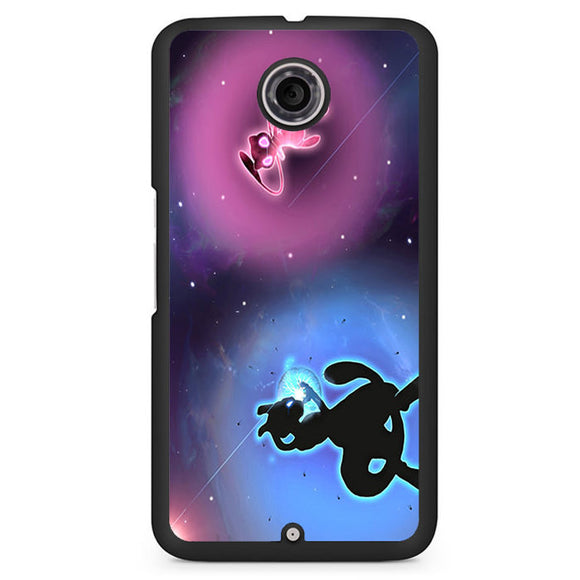 Pokemon Playmat Mewtwo Starters Phonecase Cover Case For Google Nexus 4 Nexus 5 Nexus 6
