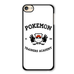 Pokemon Trainers Academy Phonecase Cover Case For Apple Ipod 4 Ipod 5 Ipod 6