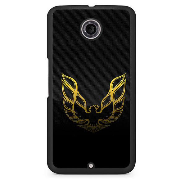 Pontiac Firebird Logo Phonecase Cover Case For Google Nexus 4 Nexus 5 Nexus 6