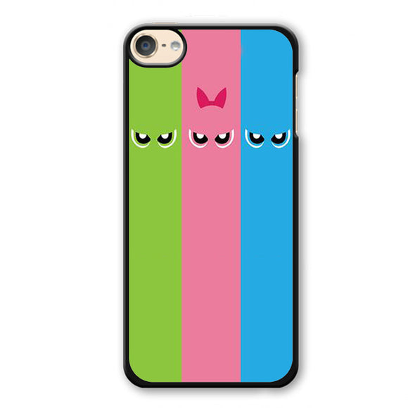 Powerpuff Girls Cover Phonecase Cover Case For Apple Ipod 4 Ipod 5 Ipod 6