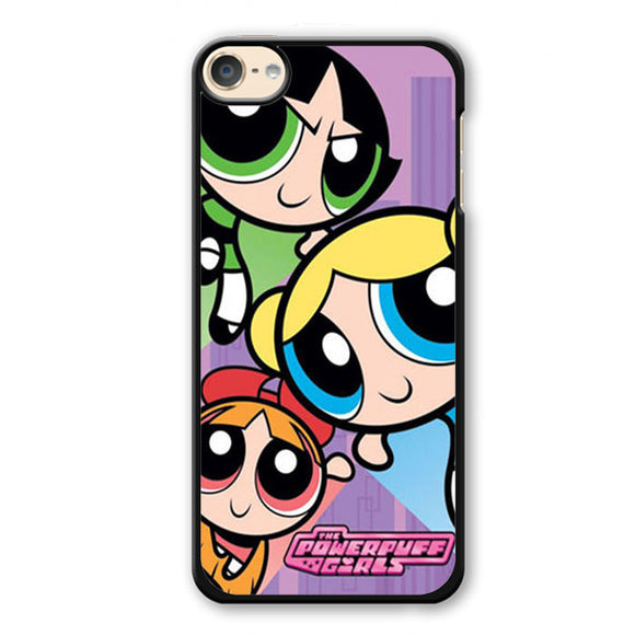 Powerpuff Girls Phonecase Cover Case For Apple Ipod 4 Ipod 5 Ipod 6