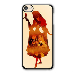 Princes Aurora Art Phonecase Cover Case For Apple Ipod 4 Ipod 5 Ipod 6
