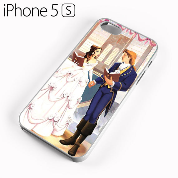 Princess Belle And the Prince - iPhone 5 Case - Tatumcase