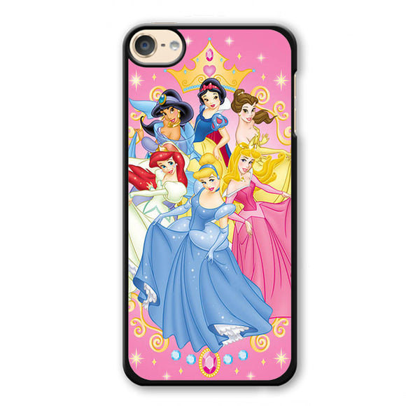 Princess Disney Phonecase Cover Case For Apple Ipod 4 Ipod 5 Ipod 6