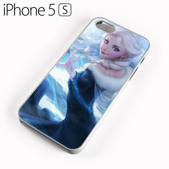 Princess Elsa the Frozen T - iPhone 5 Case - Tatumcase