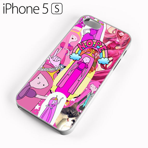 Princess bubblegum Collage - iPhone 5 Case - Tatumcase